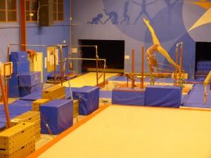 RSCC gym infos pratiques gymnase Champigny Gymnastique