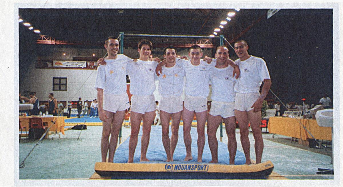 Yann Arnaud - RSCC GYM